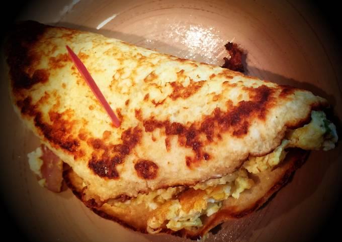 Lean Oatbran Breakfast Sandwich