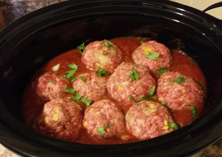 Meatball meaty