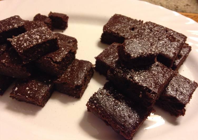 Hclf Vegan Brownies