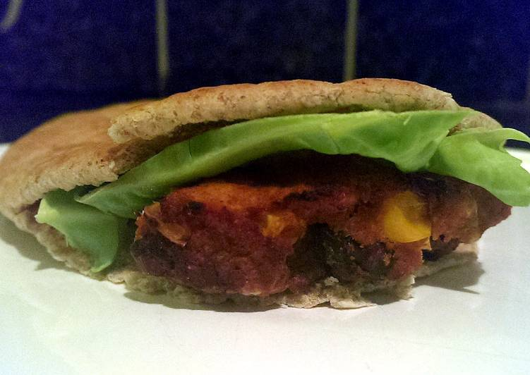 Absolutely Ultimate Dinner Easy Special Sophie's BBQ Mexican veggie burgers