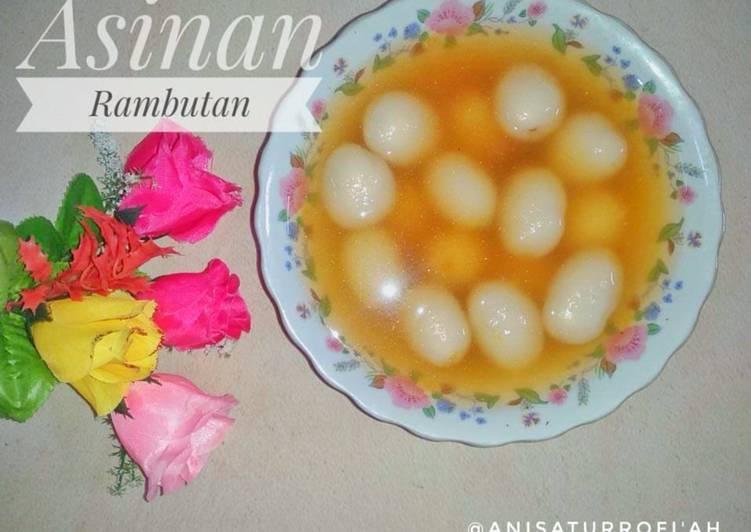 Aneka Asinan~Asinan Rambutan