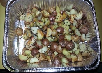 How to Make Tasty rosemary potatoes