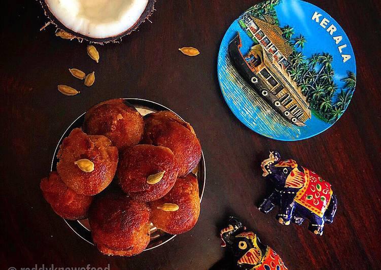 30 Minute Dinner Easy Royal Unniyappam~traditional Kerala snack