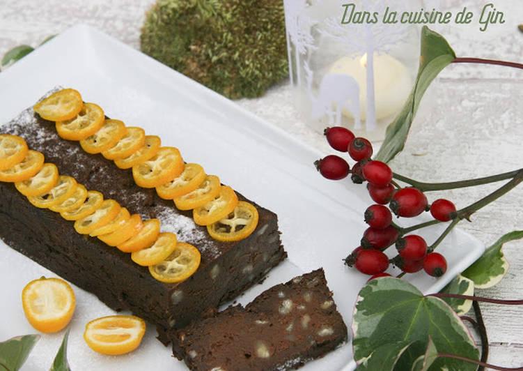 Comment Cuisiner Délicieux Marquise au chocolat et aux marrons