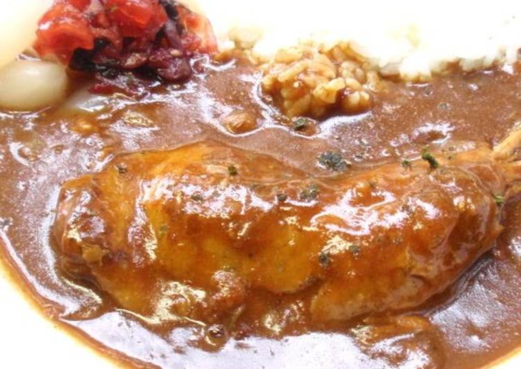 Tender and Heavenly Chicken Curry