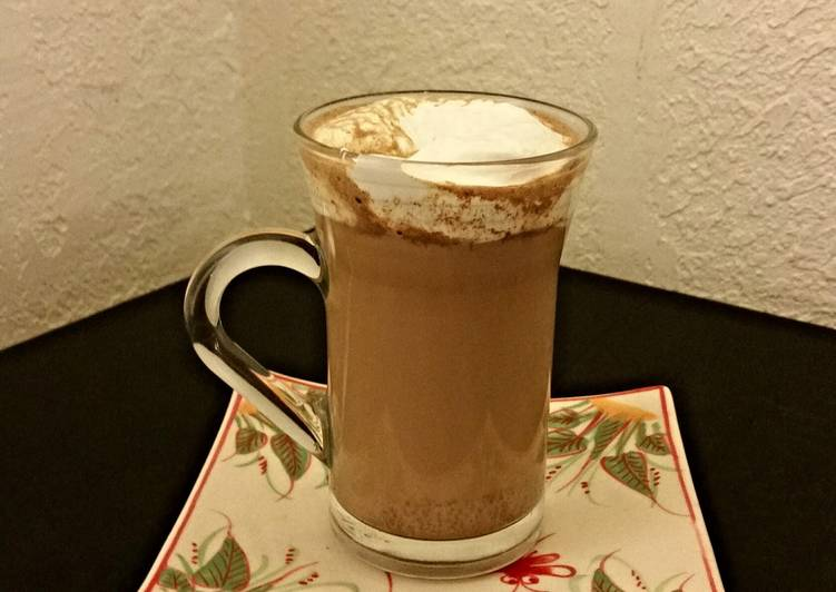 How to Prepare Quick Mocha Magic