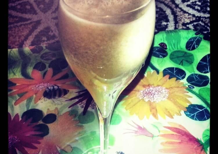 Steps to Prepare Homemade Carrot_cucumber_orange_grapefruit_mix drink
