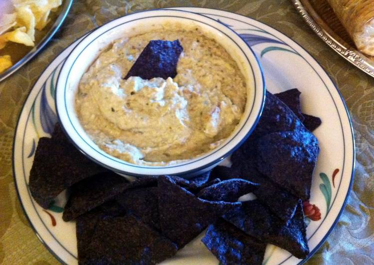 Recipe of Ultimate Dairy-free artichoke dip