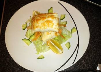 Easiest Way to Recipe Tasty spicy chicken parcels