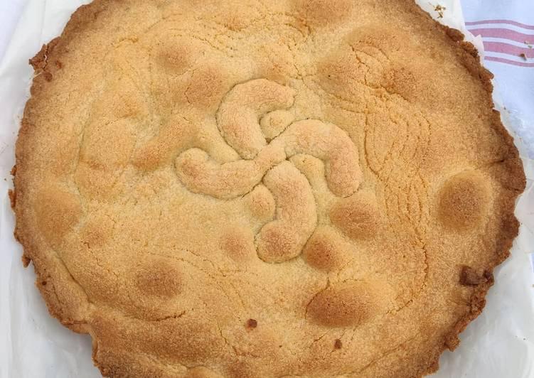 Recette Délicieux Le gâteau basque