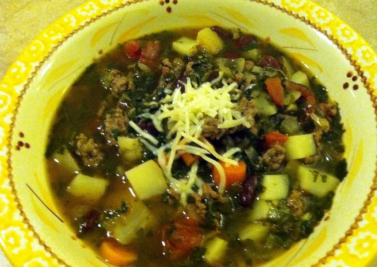 Discover How to Elevate Your Mood with Food Hearty beef soup