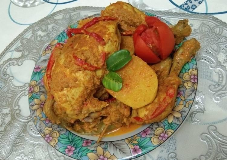 """Singgang Ayam ala """"Dapur Mayang"""""""