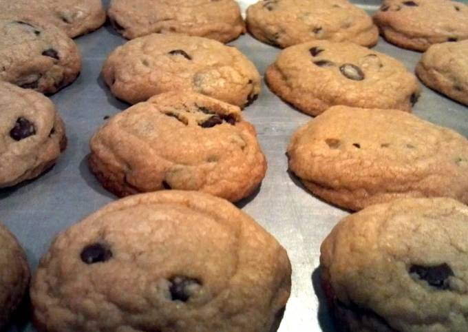 Easiest Way to Cook Yummy EZ Chocolate Chip Cookies
