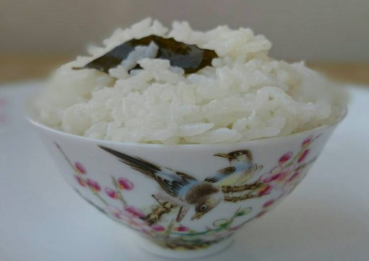 Coconut Rice With Curry Leaves