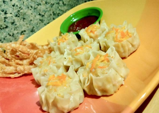 Dimsum ayam simpel - projectfootsteps.org