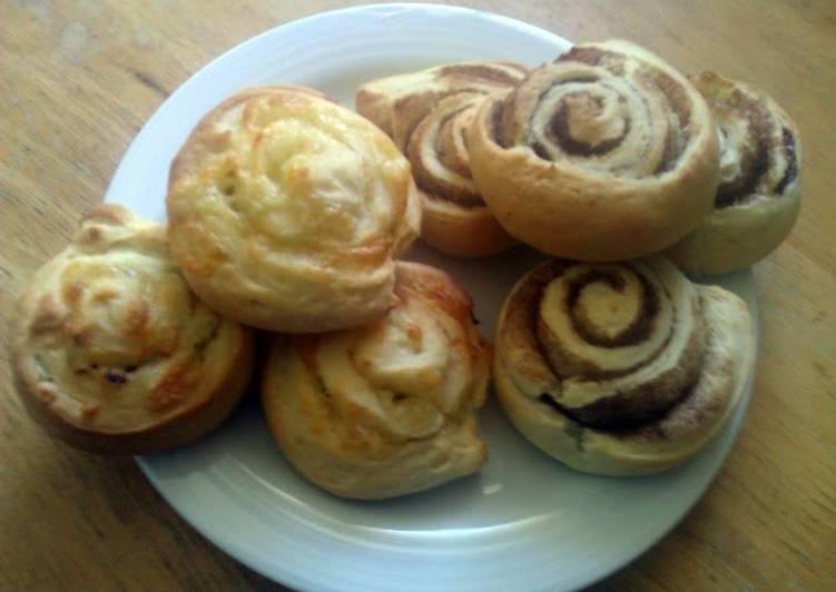 Recipe of Ultimate Pinwheel Scones