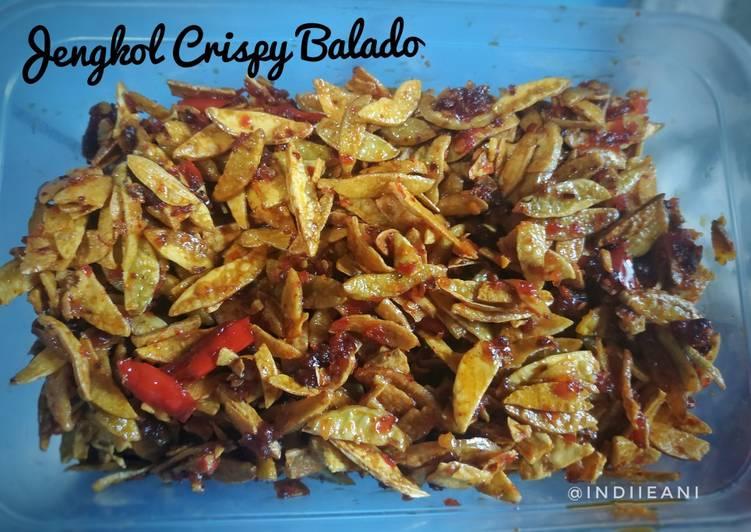 Jengkol Crispy Balado