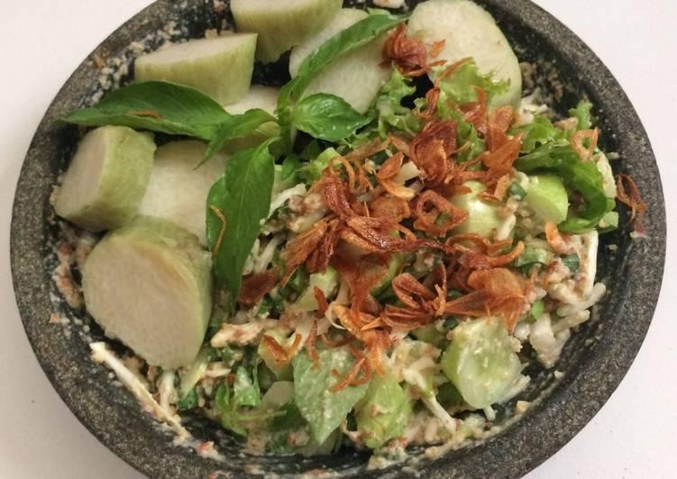 Resep Karedok Oleh You S Kitchen Cookpad