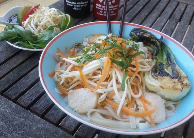 Veggie or Chicken Pho