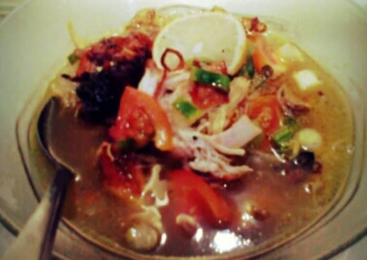 Surabaya Chicken Soto