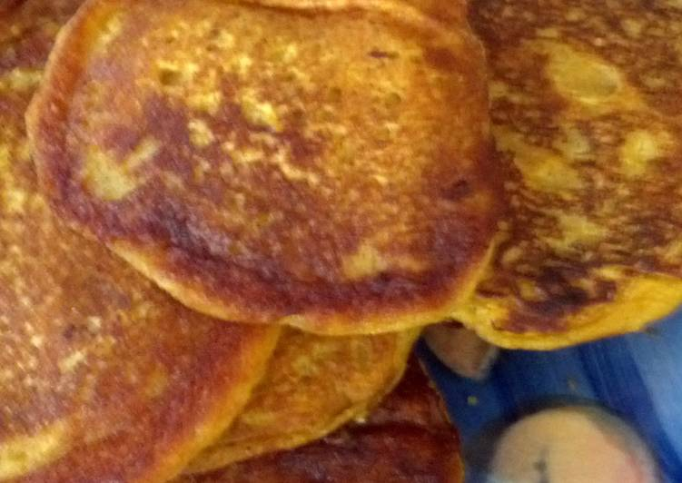 Simple Way to Make Butternut Squash Pancakes Tasty