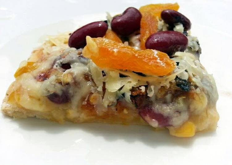 Permalink to Breakfast Apricot And Beans Pizza Recipe