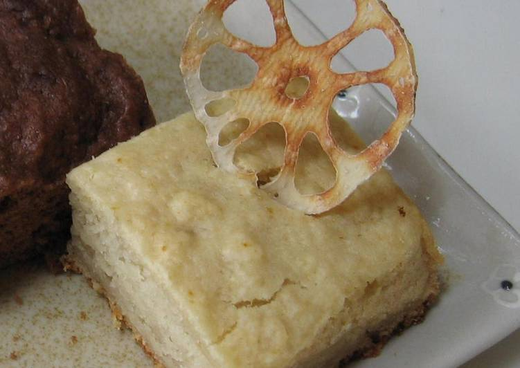 The Meals You Pick To Feed On Will Certainly Effect Your Health White Lotus Root Cake