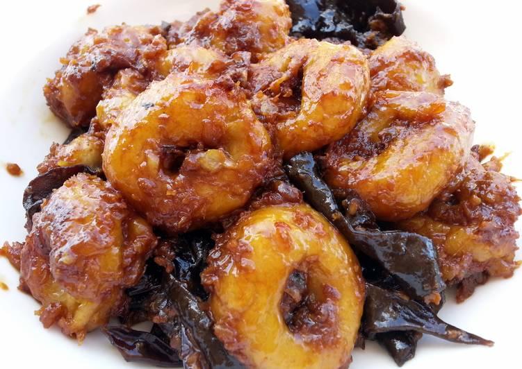 Yam Abacus Dumpling Hakka Traditional Snack