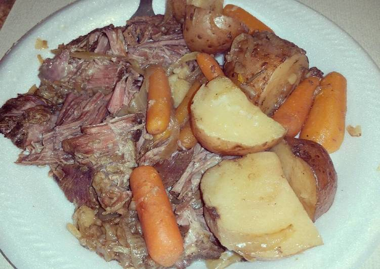 Grandma's Pot Roast