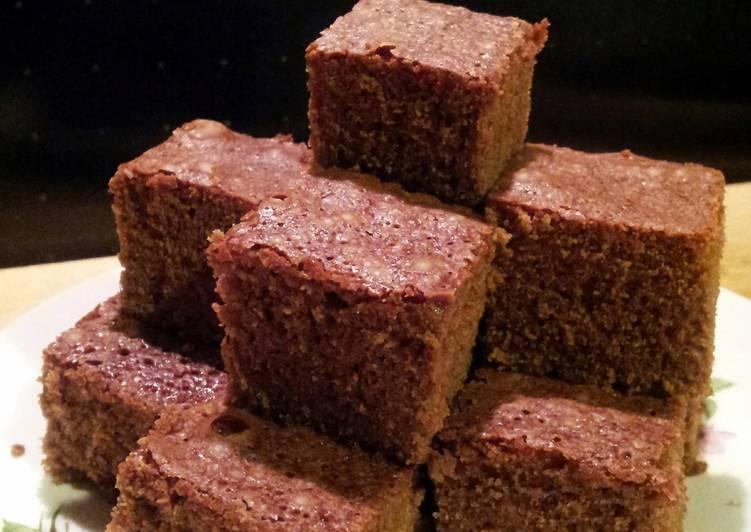AMIEs Chocolate Peanut Brownies