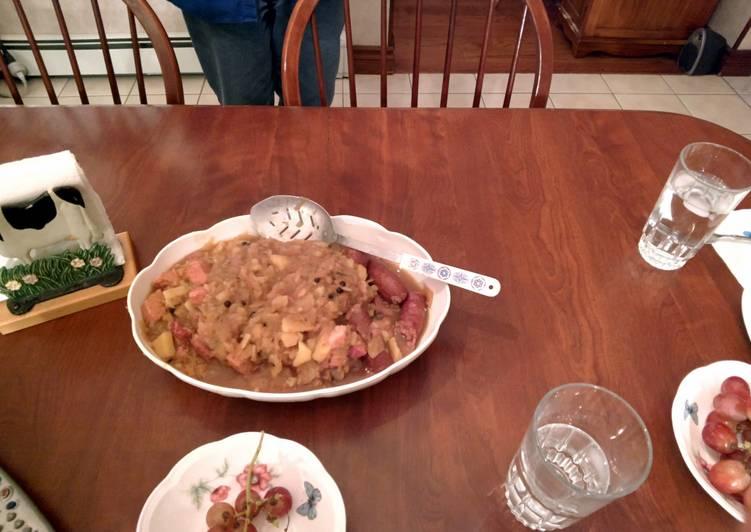 How to Prepare Super Quick Homemade German Pork Pot