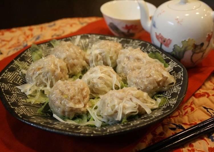 Recipe of Any-night-of-the-week Fluffy Siu Mai