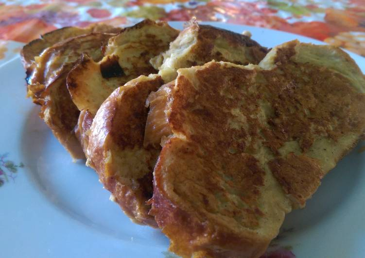 "The ""Naked"" French Toast"