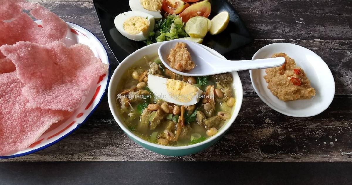 64 Resep Soto Daging Sokaraja Enak Dan Sederhana Ala Rumahan Cookpad