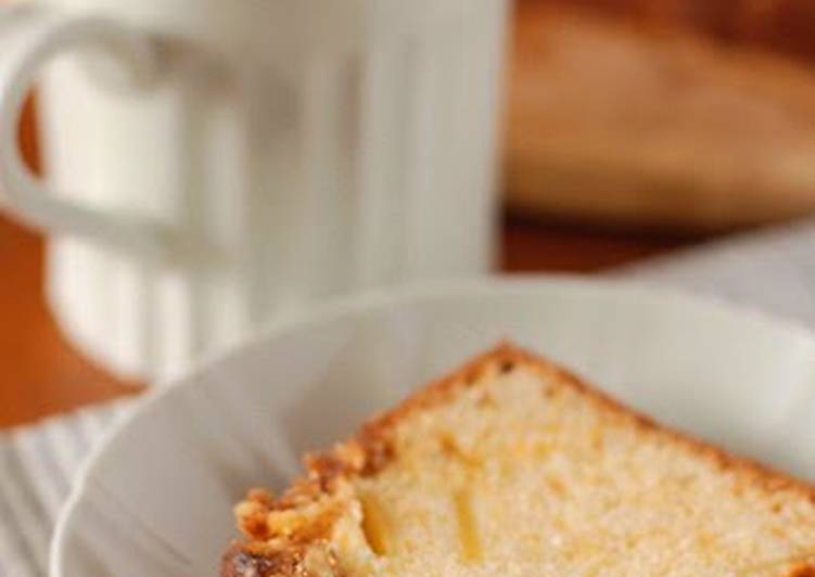 Step-by-Step Guide to Prepare Award-winning With Apples Cinnamon and Walnut Cake