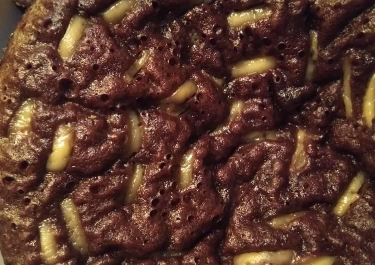 Brownies kukus legit