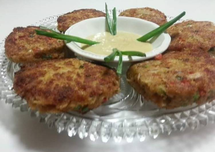 Easiest Way to Make Tasty Delicious Crab Cakes