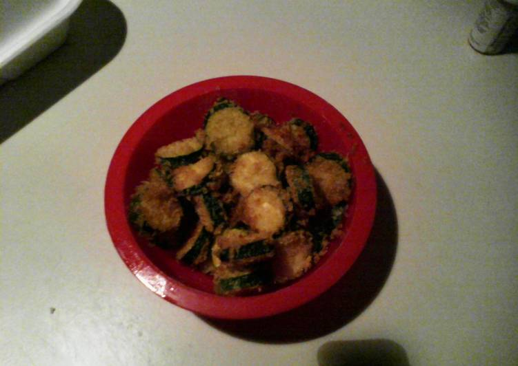 Quick and Easy Recipe: Perfect Fried Zucchini Chips
