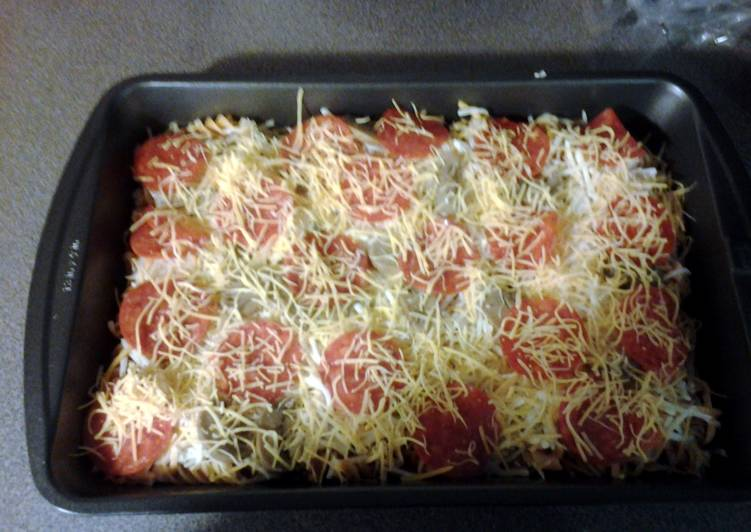 Pepperoni Pizza Casserole, Foods That Help Your Heart
