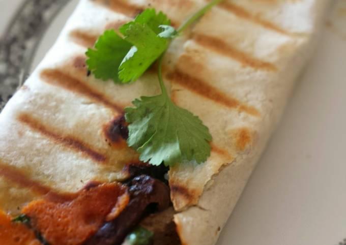 Quick Burrito
