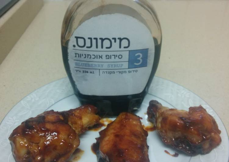 How to Make Perfect Sweet Barbecue Sauce Chicken Wings