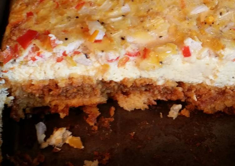 Step-by-Step Guide to Prepare Favorite Tamale Egg Casserole
