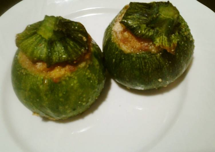 New Secret Easy Italian Round Zucchini Stuffed with Meat Free Download