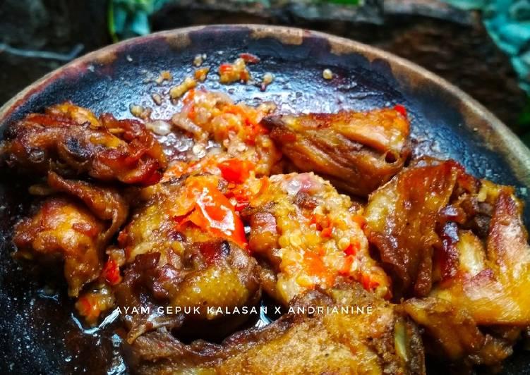 Ayam Gepuk Kalasan