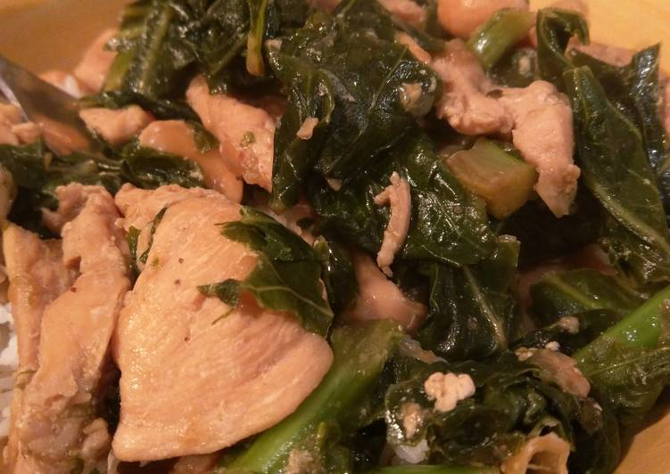 Recipe of Speedy Cashew Chicken