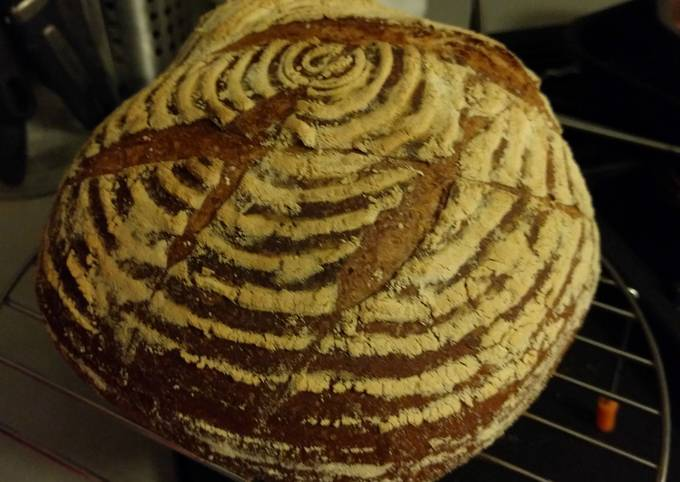 Easiest Way to Cook Delicious Pain De Campagne