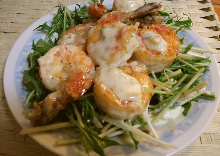 70+ Dinner Ideas Cooking Plump Shrimp-Mayo! Made with Condensed Milk and Mayonnaise