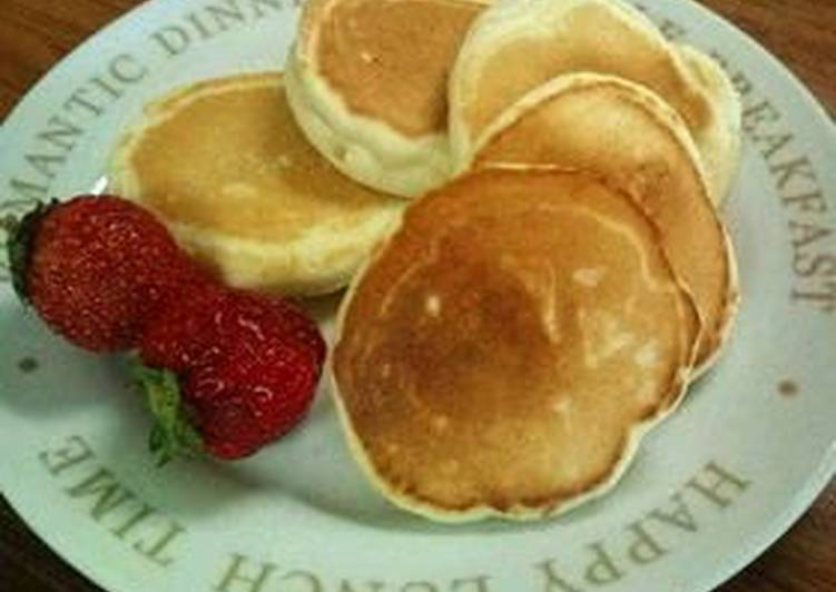 Top 10 Dinner Ideas Refreshing Wheat & Egg-free Rice Flour and Soy Milk Pancakes
