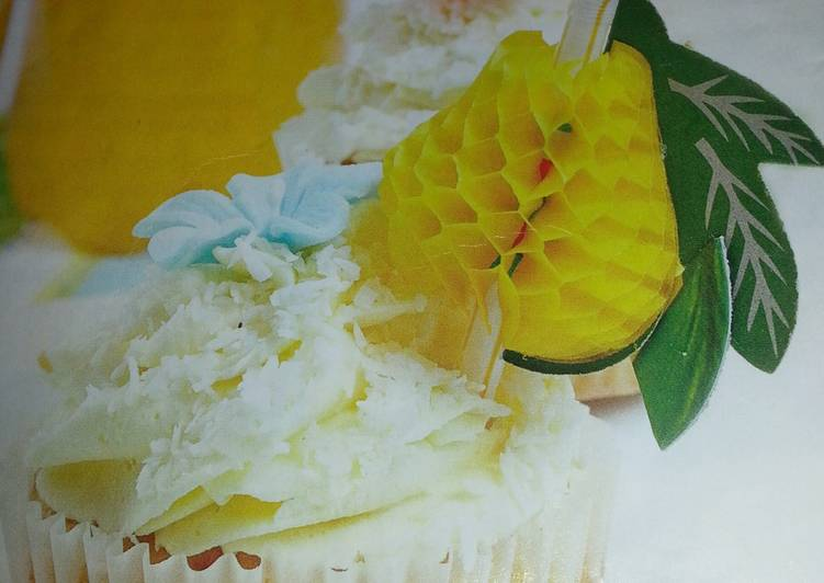 Step-by-Step Guide to Make Perfect Pina Colada Cupcakes