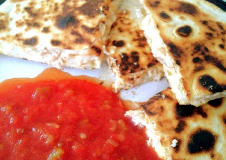 Going Green for Greater Health By Dining Superfoods Easy Quesadillas
